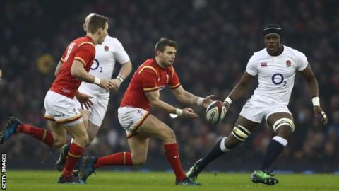 North fit and firing for Wales, says Edwards