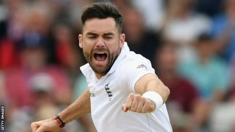 James Anderson facing extended lay-off with torn groin