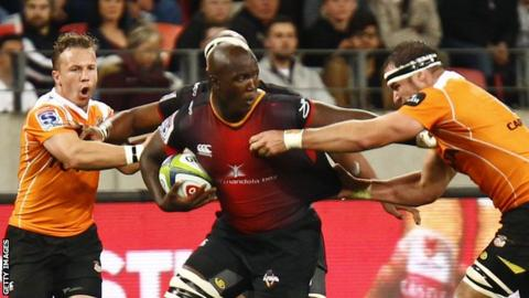 Southern Kings scrum-half Schroeder excited by Pro14 switch