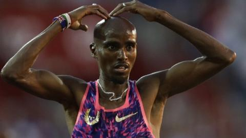 Mo Farah has always strenuously denied doping