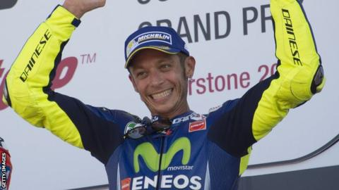 Yamaha will not replace injured Valentino Rossi at Misano