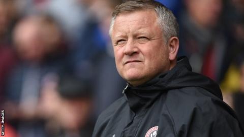 Chris Wilder: Sheffield United boss 'agrees contract extension'""
