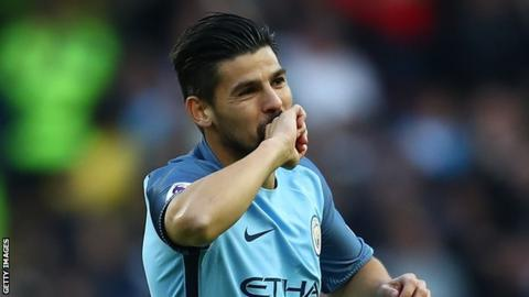 Real Betis open Man City talks for unsettled Nolito