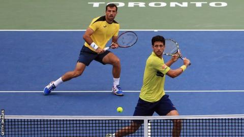 Ivan Dodig and Marcelo Melo