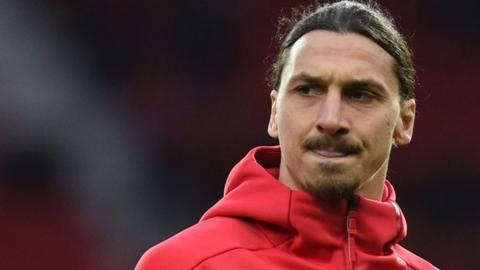 Zlatan 'defying human logic' and 'on course for new Man Utd deal'