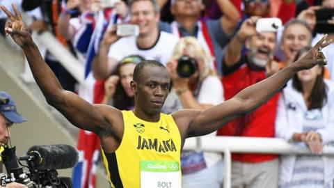 Rio Olympics 2016: Usain Bolt – the world's fastest man by those who know him best
