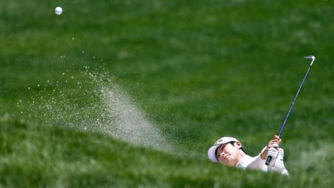 Sung Hyun Park takes early clubhouse lead at US Women's Open