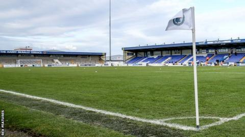 Deva Stadium, Chester