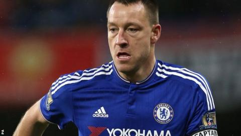 Terry offered 'different' Chelsea role
