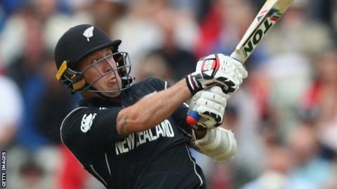 New Zealand's Ronchi retires from international cricket