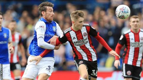 Sheffield United's David Brooks earns first full worldwide call-up