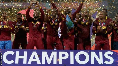 West Indies win World T20