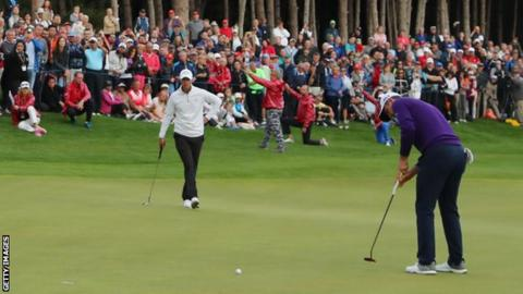 Justin Rose birdies final hole to win Turkish Airlines Open by one shot
