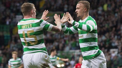 Celtic are at home to Astana