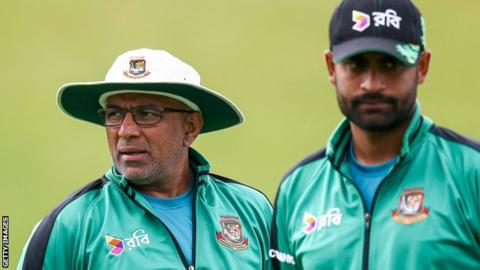 Bangladesh head coach Chandika Hathurusingha resigns