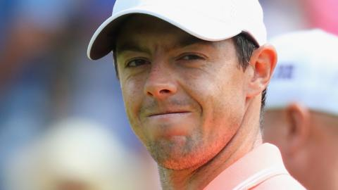 Rory McIlroy lost to England's Graeme Storm in a play-off for the South Africa Open