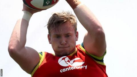 Kieran Treadwell and James Tracy to make first starts for Ireland