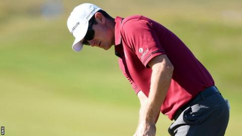 Justin Rose is the Scottish Open's defending champion