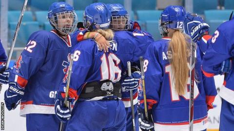 Pyeongchang: Olympic Ice GB Women's 2018 Qualification Hopes Ended By Kazakhstan