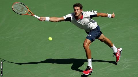 South Africa's Anderson beats Querrey to reach US Open semi-finals
