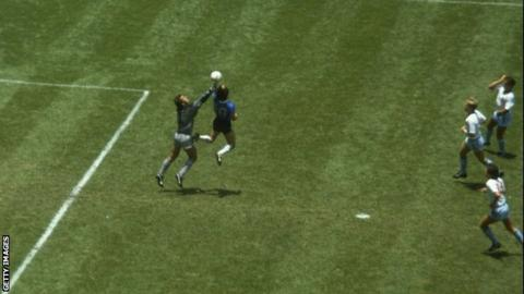 'That goal wouldn't have stood' - Maradona backs video referees