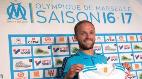 Valere Germain unveiled by Marseille