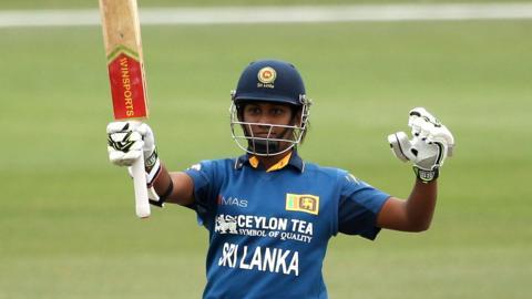 Sri Lanka's Chamari Atapattu