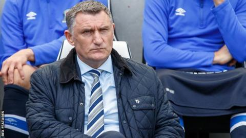 Blackburn Rovers relegated out of Championship into League One