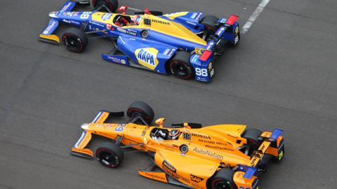 Alonso and Rossi