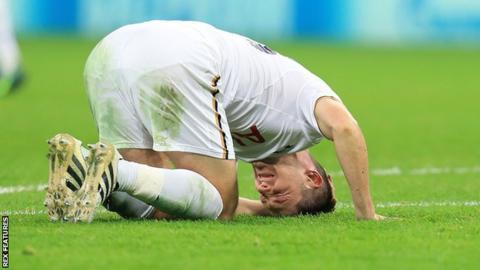 Leverkusen's 1st Champs League win; Spurs winless at Wembley