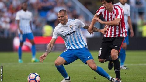 Everton expected to announce signing of 14-goal Sandro Ramirez