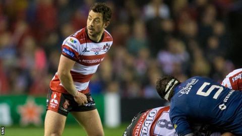 Broken leg rules Greig Laidlaw out of Scotland's autumn Tests