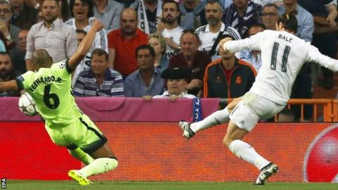 Bale shoots Real Madrid to finals