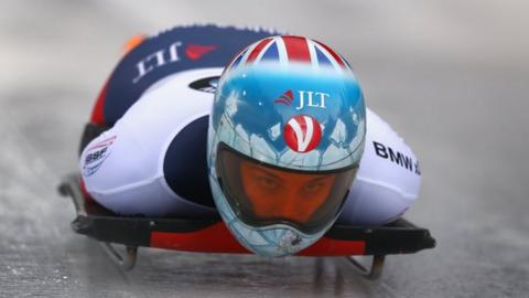 Laura Deas in action at the World Championships