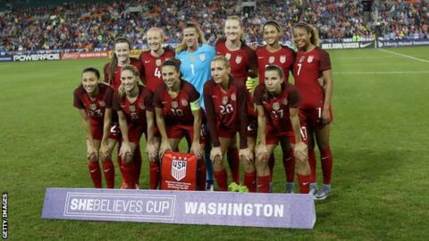 US women's national team