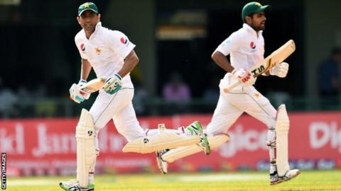 Pakistan 59-2 at lunch vs West Indies