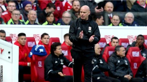 Agnew wants permanent Middlesbrough job