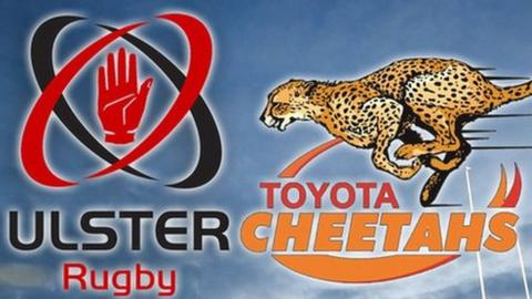 Ulster will host Cheetahs in their opening Pro14 game