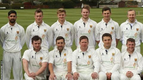 Shropshire CCC 2015