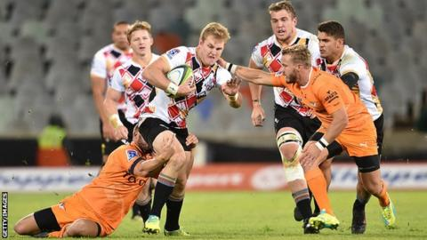 The Cheetahs and the Kings in action in 2016