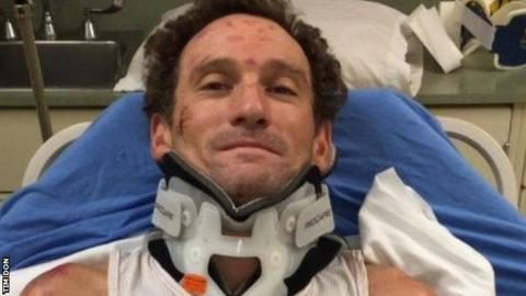 Tim Don out of Ironman World Championship