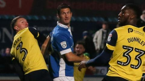 Macclesfield v Oxford