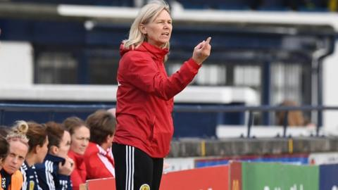 'Carpe diem' for Scotland on women's Euro debut