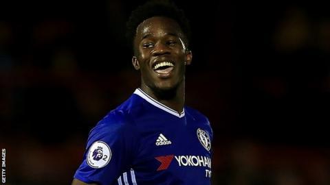 Chelsea striker Ike Ugbo signs for Barnsley