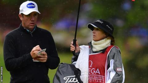 Hend edged out in play-off at Euro Masters