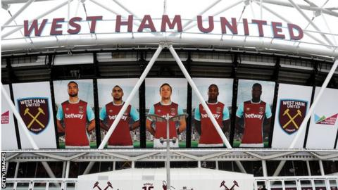 West Ham: More fan trouble at London Stadium after ...