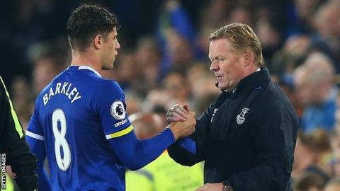 Ross Barkley Koeman