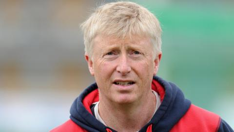 Lancashire head coach Glen Chapple