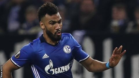Cameroon forward Eric Choupo-Moting