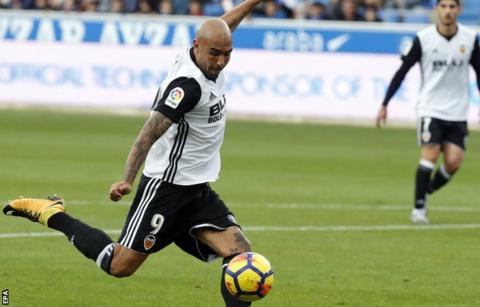 Alavés 1-2 Valencia